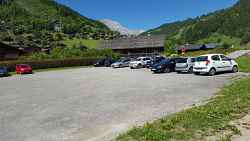 Parking Espace Grand-Bo