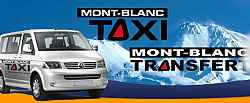 Taxi Mont-Blanc