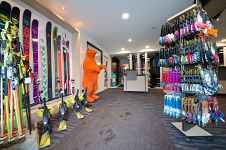 Magasin de sports Go sport montagne - le Roc des Tours
